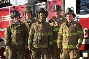 Prospective firefighters earn numerous certifications as part of their degree programs in fire academy training.