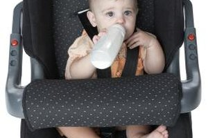 Thinner layers are safer for your toddler in a car seat.
