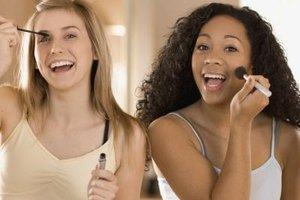 Natural palettes work best for teens.