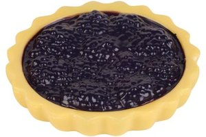 Remove the stems before making a mulberry pie.