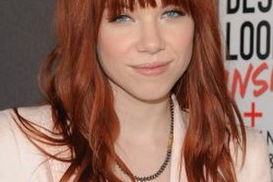 "Carly Rae Jepsen sports straight bangs at the Seventeen Magazine Luncheon honoring ""Pretty Amazing"" Finalists in New York City."
