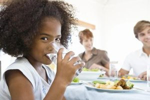 Skim milk and lean proteins help reduce the fat and cholesterol in your family's meals.