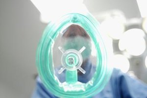 Anesthesiologists prepare patients for surgery.