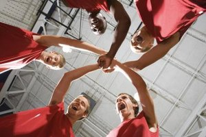 Your teen can learn how to become less aggressive and more assertive through team sports.