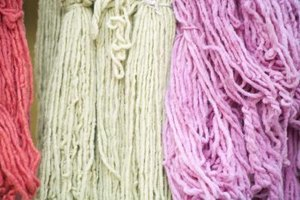 Several organizations are willing to take donations of unwanted yarn.