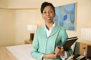 Hotel housekeeping managers earned the most in Washington, D.C.