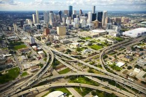 Houston is one of the largest cities in the U.S.