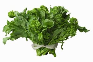 Broccoli rabe is also called rapa, raab and rape.