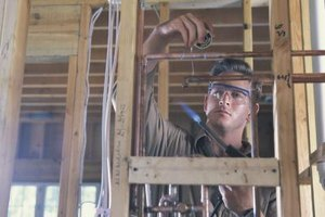 Some plumbers earn their pay by focusing on residential piping.