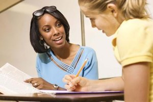 School counselors help students achieve their full potential.