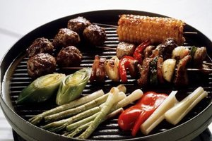 Tri-tip steak makes an affordable and flavorful kabob option.