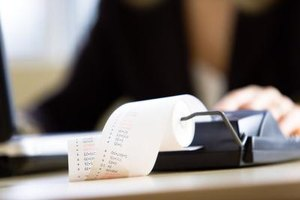 Hospital medical billing specialists ensure accuracy of billing statements.