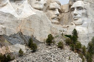 Mount Rushmore Crafts for Kids