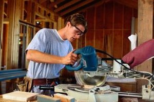 A master carpenter is a highly skilled expert in the trade.