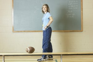 What Is the Education to Become a P.E. Teacher?