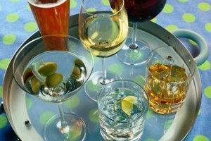 Some alcohol mixing rules may be applied to beer and wine as well as mixed drinks.