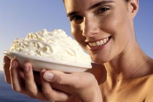 Whipped cream is a lovely ingredient with many savory uses.