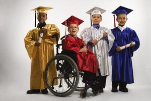Help your child learn how to act around kids with disabilities.