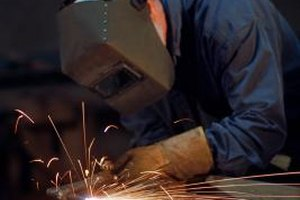 Reduce your tax bill by claiming deductions available to welders.