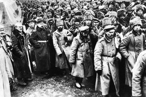 What Ended Russia's Involvement in WWI & Caused the Russian Civil War?