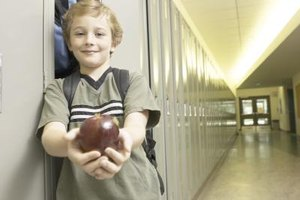 Snacks offer plenty of benefits during the school hours.