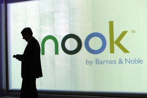 Can a Nook Book & Kindle eBook Be Downloaded on Either Device?