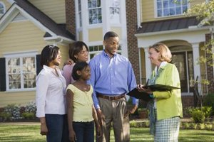 An earnest money deposit is part of the home buying process.