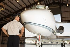 Pilots of the largest corporate jets can earn $200,000 or more a year.