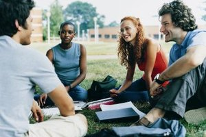 Study groups for your classes can help with studying.