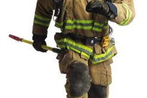 Firefighting requires a great deal of training.