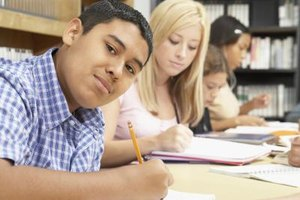 Practicing essay writing before the official exam can improve your essay testing skills.