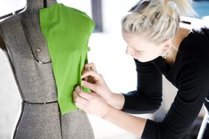 Dressmakers are skilled in garment construction.