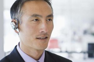 Bluetooth technology allows wireless connection to headsets for hands-free operation.