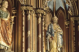 Are There Any Catholic Saints From the Old Testament?