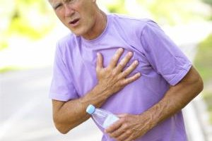 Chest pain is the most common symptom of a heart attack.