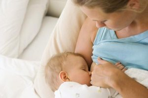 Breastfeeding is good for baby but helpful for mom too.