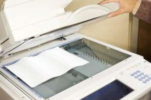 Equipment, such as a photocopier, helps a business run its operations.