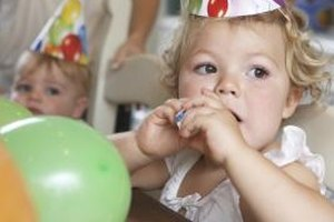 Bring your baby's party to life with themed entertainment.