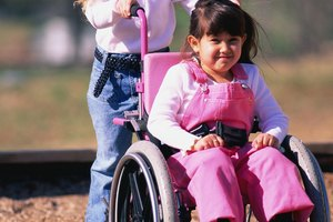 Preschoolers with cerebral palsy should be educated with their non-disabled peers.