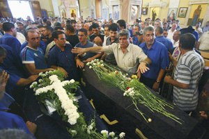 Greek Orthodox Funeral Traditions