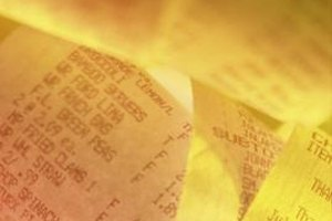 Modern technology means it is no longer necessary to save receipts to file expense reports.