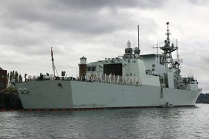 Canadian Navy Requirements
