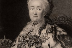 Catherine the Great of Russia's Military Accomplishments