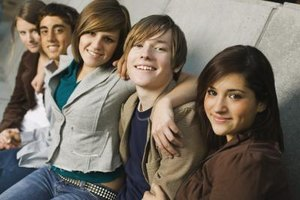 Spending time with friends helps teens develop their interpersonal skills