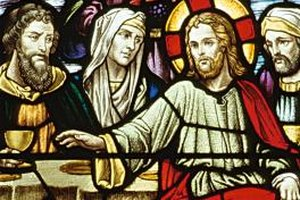 Jesus instituted Communion at the Last Supper.