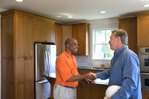 Your contractor and the loan are important choices in home improvements.