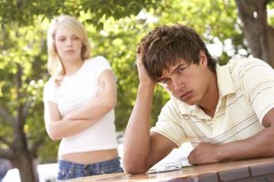 Role-plays can help your teen handle conflict in his life.