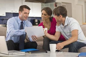 Financial planners help customers manage their money.
