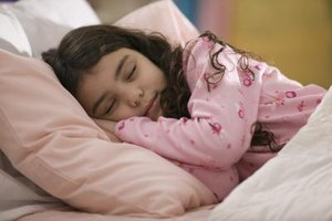 Treatment is available for autistic children with sleep problems.
