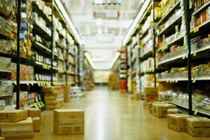 A grocery buyer must choose which suppliers will fill the store's aisles.